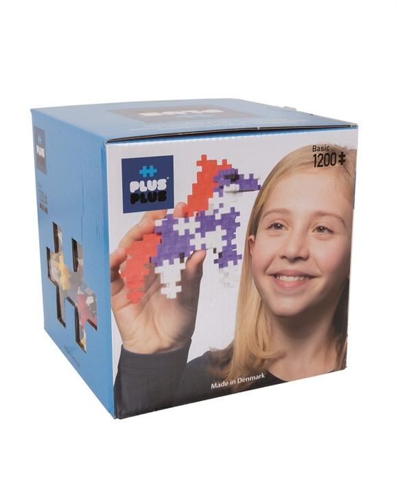 Plus Plus - Mini Basic - 1200 pcs