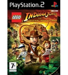 LEGO Indiana Jones: The Original Adventures: Platinum(DK)
