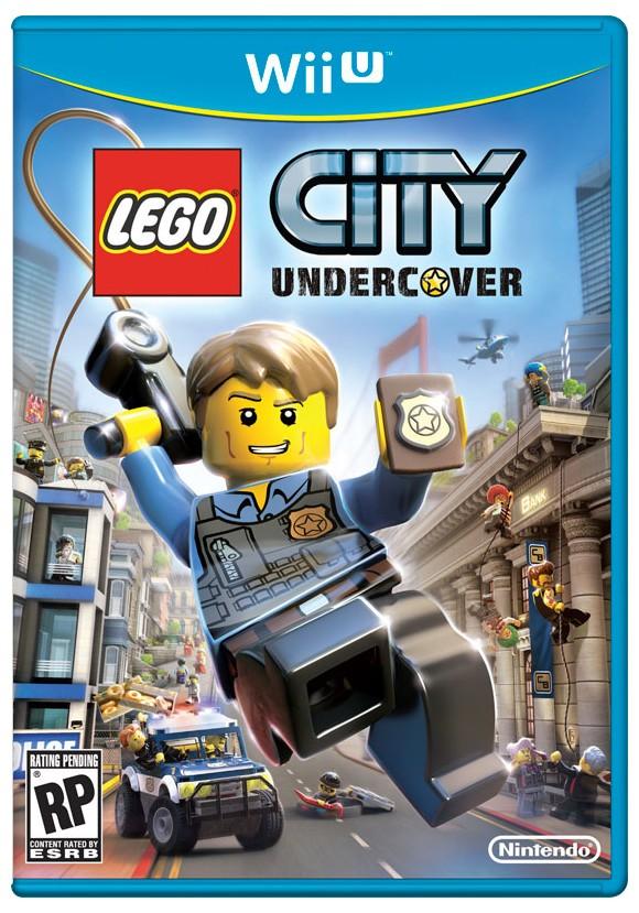 LEGO City Undercover (Solus)