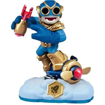 Skylanders Swap Force: Boom Jet (Shapeshifter)