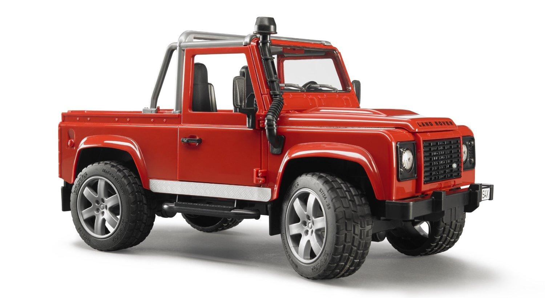 Bruder - Land Rover Defender Pick Up (2591)