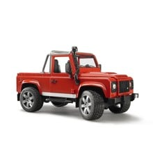 Bruder - Land Rover Defender Pick Up (2591)