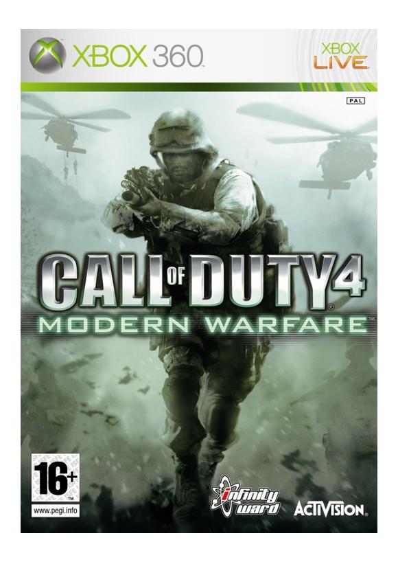 Call of Duty 4: Modern Warfare (Nordic)