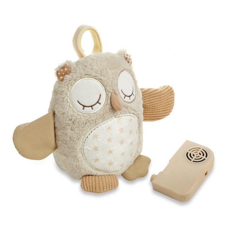 Cloud B - Nighty Night Owl - Einschlafhilfe Eule, 24 cm