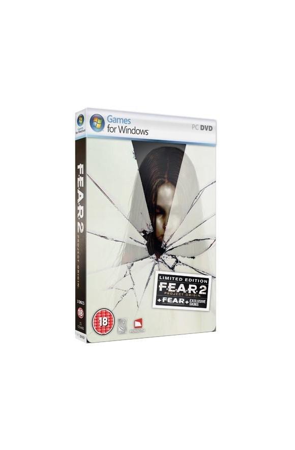 F.E.A.R 2 Project Origin Special Edition