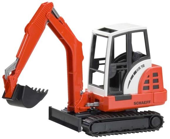 Bruder - Schaeff HR16 Mini excavator (2432)