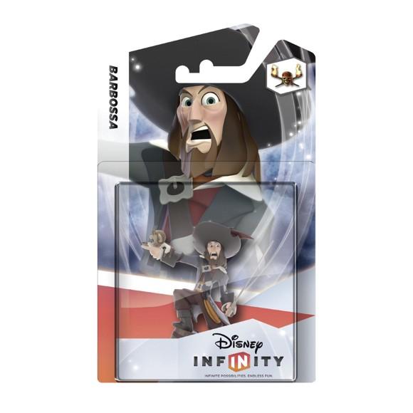 Disney Infinity Character - Barbossa
