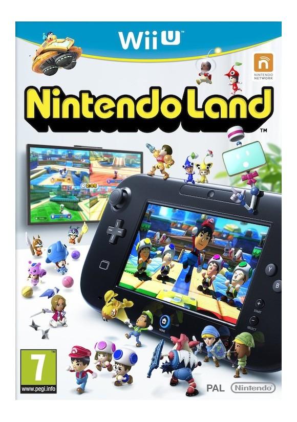 Nintendo Land (DK/SE)