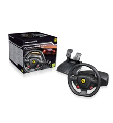 Thrustmaster Ferrari 458 Italia wheel For PC & X360