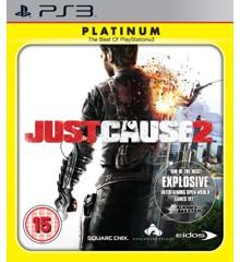 Just Cause 2 (Platinum)