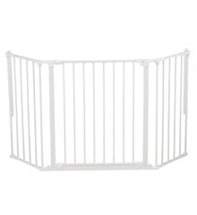 Baby Dan - Configure Safety Gate  - Flex M - White - 90-146 cm (56214-2400-10)