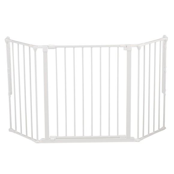 Baby Dan - Configure Safety Gate  - Flex M - White - 90-146 cm (56214-2400-10)