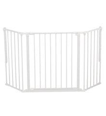 Baby Dan - Configure Sikkerhedsgitter - Flex M - Hvid - 90-146 cm (56214-2400-10)