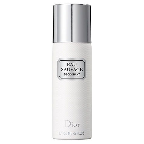 Christian Dior - Eau Sauvage Deodorant Spray 150 ml.