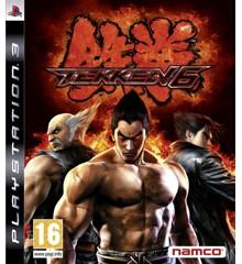 Tekken 6 (Platinum)