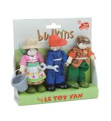 Le Toy Van - Budkins - Landmænd