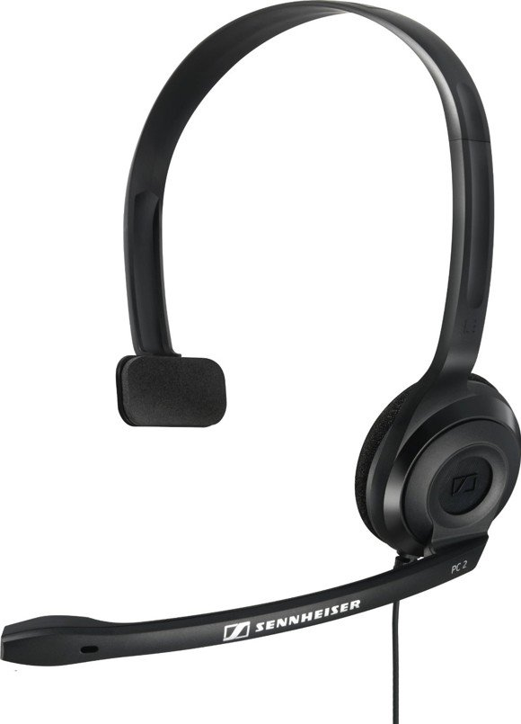 Sennheiser - PC 2 Chat Headset