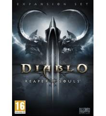 Diablo III (3) Reaper of Souls (For PC & Mac)