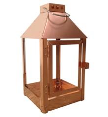 A2 Living - Micro Lantern - Copper (40400)