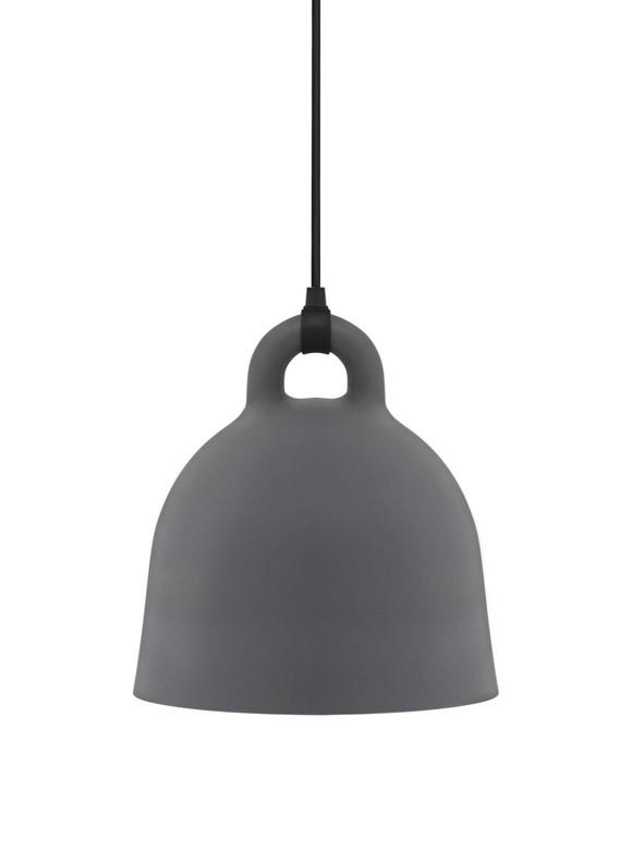 Normann Copenhagen - Bell Lamp Grey Small (502110)