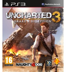 Uncharted 3: Drake's Deception (UK)