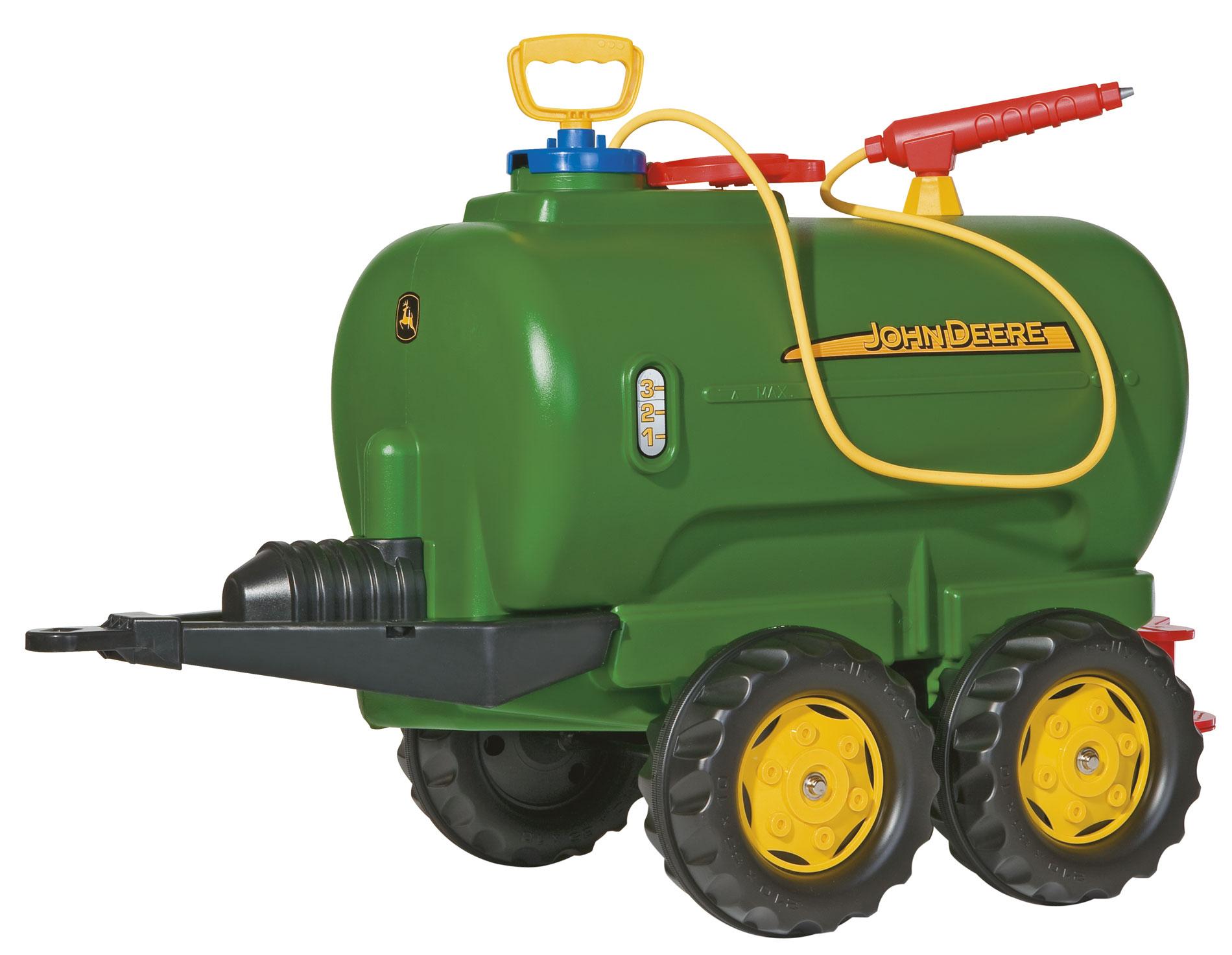 Rolly Toys - John Deere Tanker trailer (122752)