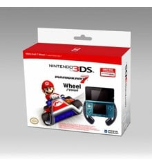 Mario Kart 7 Racing Wheel for Nintendo 3DS (Hori)