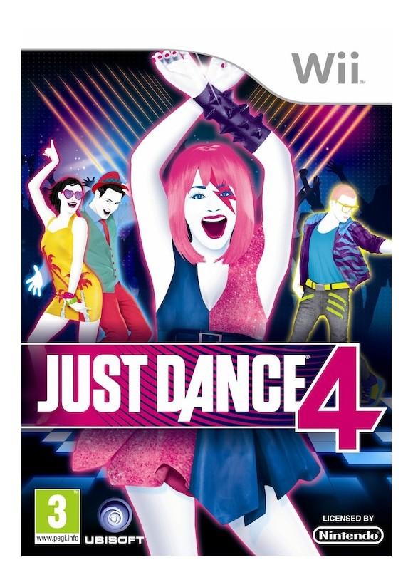 Just Dance 4 (Nordic)