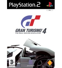 Gran Turismo 4 (Nordic)