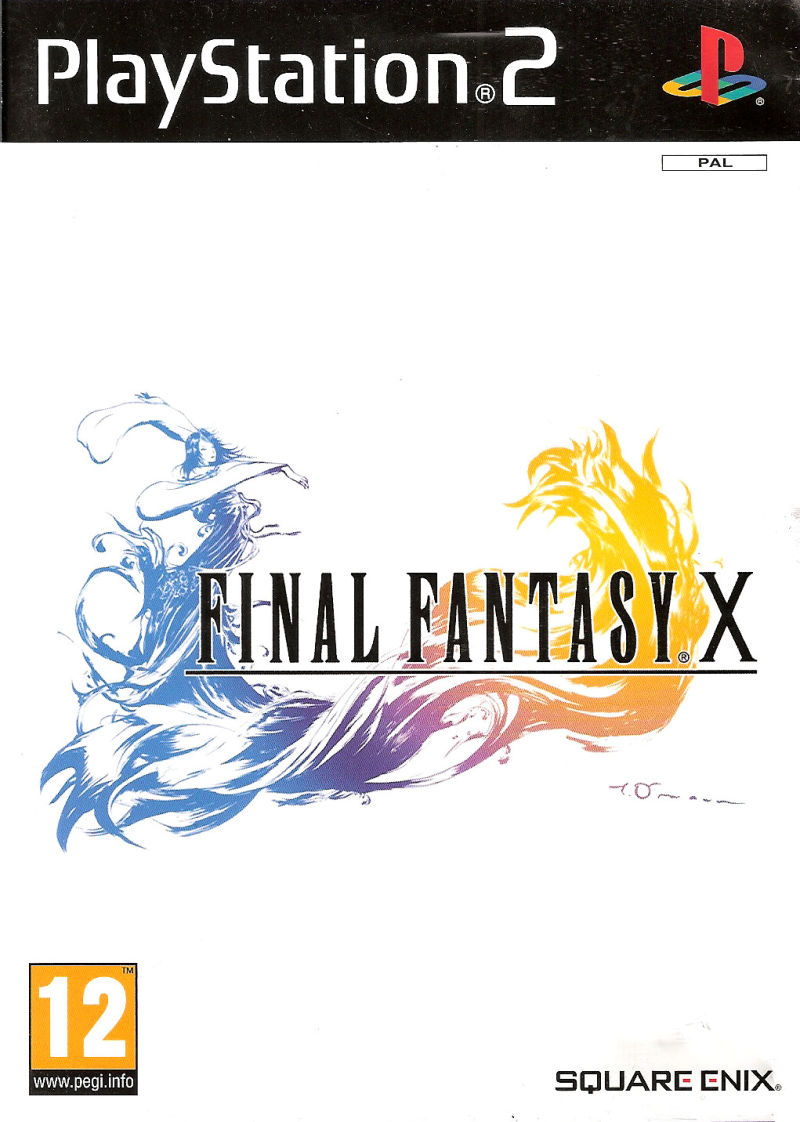 Final Fantasy X (10) Platinum
