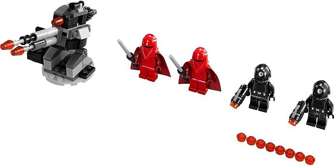 Lego ® Star Wars ™ Figurine Royal Guard Set 75034