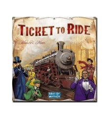 Ticket to Ride - USA (Engelsk)