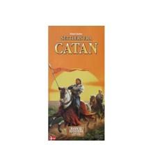 Settlers of Catan - Byer & Riddere - Udvidelse til 5-6 spillere (Dansk)