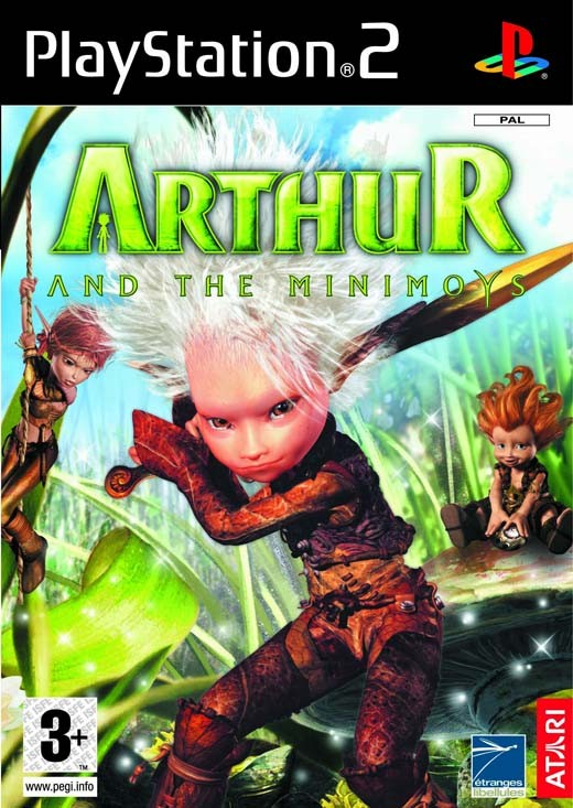 Buy Arthur And The Invisibles Minimoys