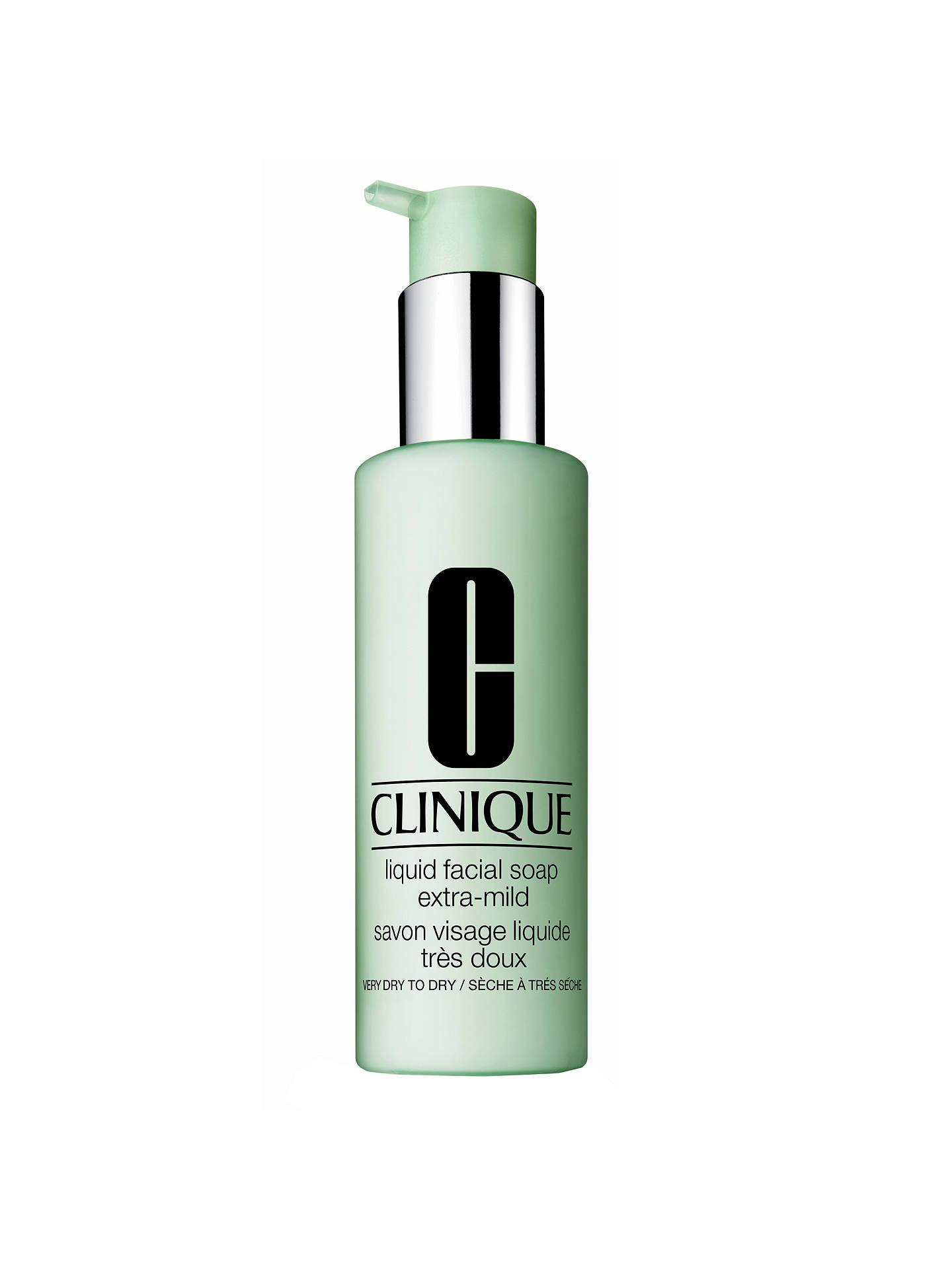 Clinique - Liquid Facial Soap Extra Mild 200 ml. /Skin Care