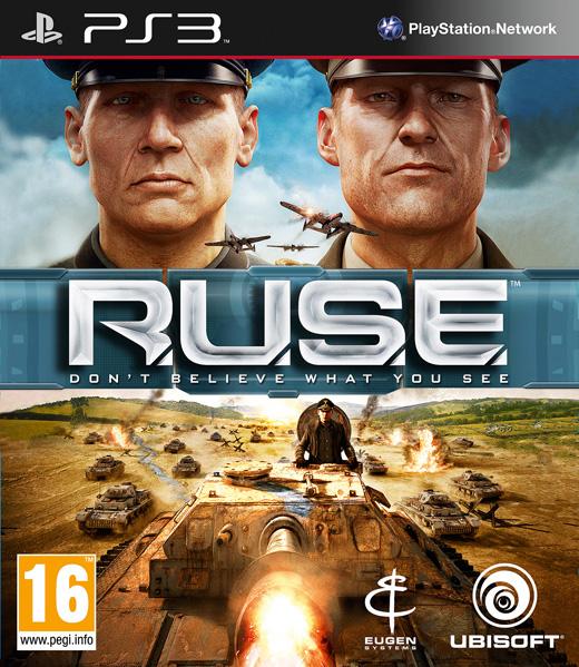 R.U.S.E. (RUSE) Move Compatible
