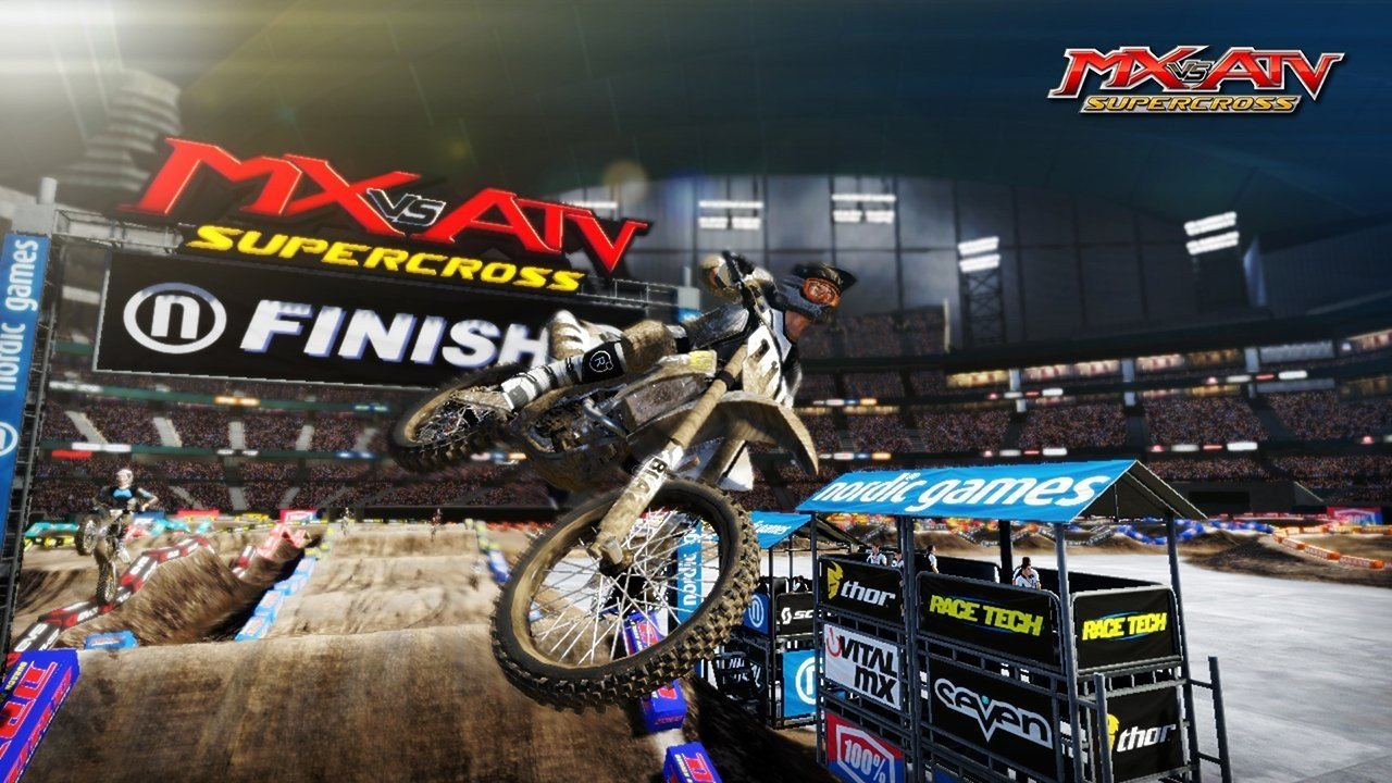 Buy Mx Vs Atv Supercross Incl Shipping