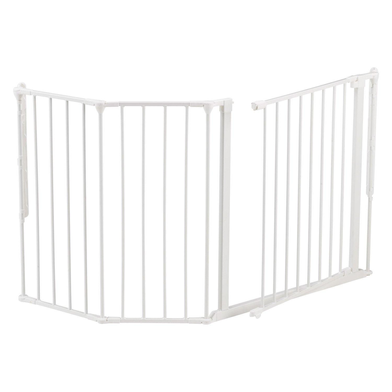 Bilde av Baby Dan - Configure Security Gate - Flex L - White (56224-2400-10)