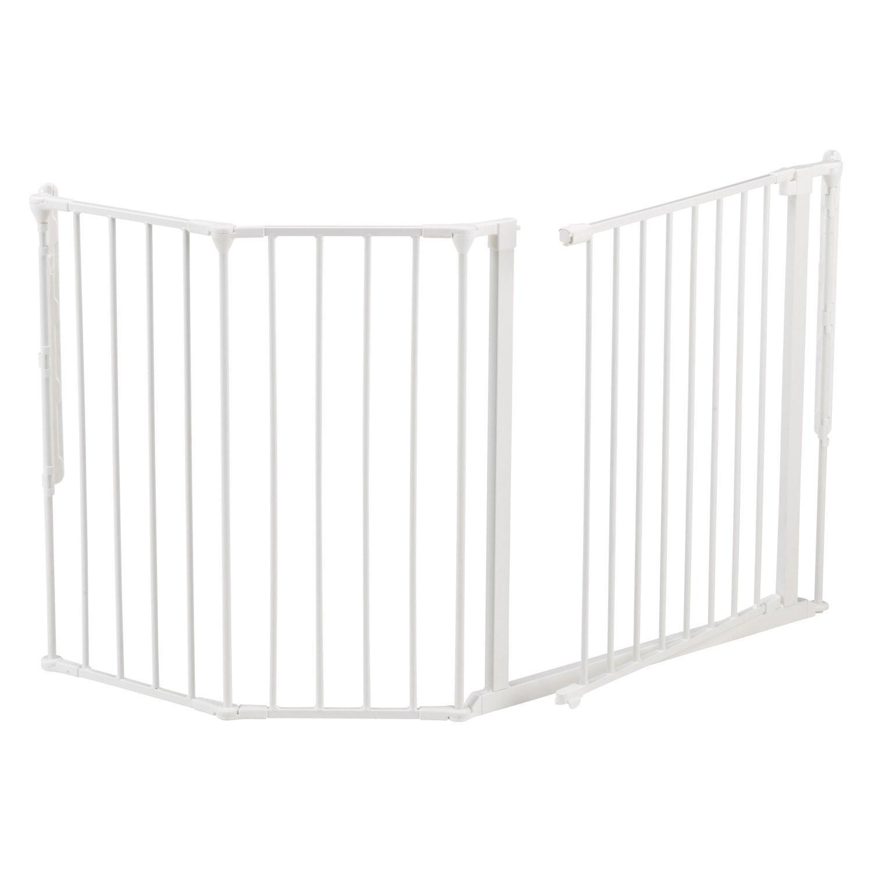 Baby Dan - Configure Security Gate - Flex L - White - 90-223 cm (56224-2400-10)