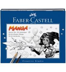 Faber-Castell - Manga Tegnesæt