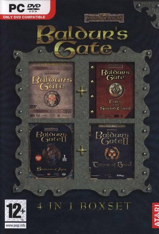coolshop.co.uk - Baldurs Gate Compilation (1+2 + adds)