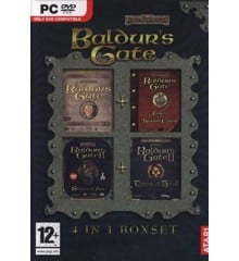 Baldurs Gate Compilation (1+2 + adds)