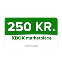 Microsoft 250 NOK (Code via email)