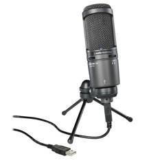 Audio Technica AT2020+ USB Cardioid USB Mikrofon