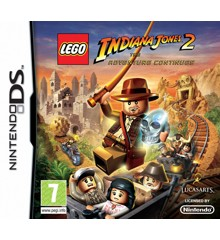 LEGO Indiana Jones 2: The Adventure Continues (Nordic)