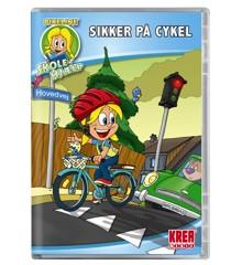 Pixeline Skolehjælp - Sikker på cykel