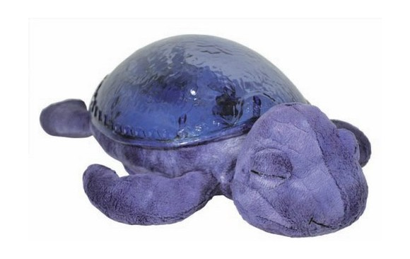 Cloud B - Original Skildpadde Natlampe med lyd - Tranquil Turtle Ocean (CB7423-pr)