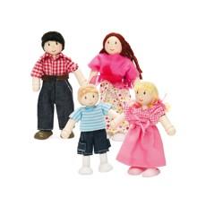 Le Toy Van - Dukkefamilie til dukkehus  (LP053)