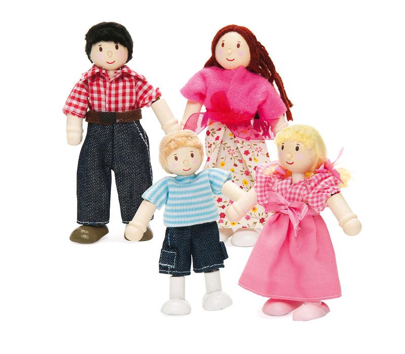 Le Toy Van - Puppenfamilie (LP053)