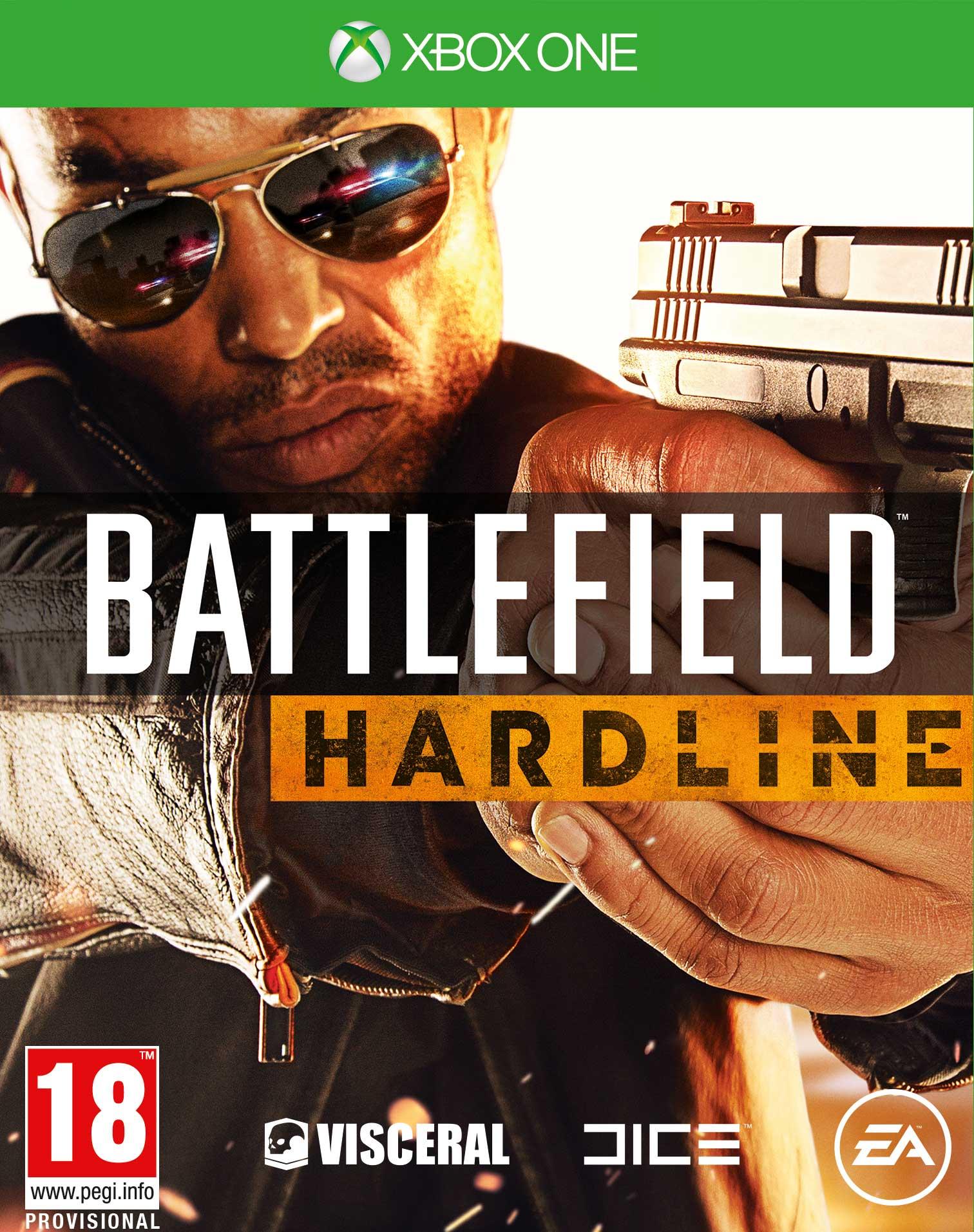 Battlefield: Hardline (Nordic Version)